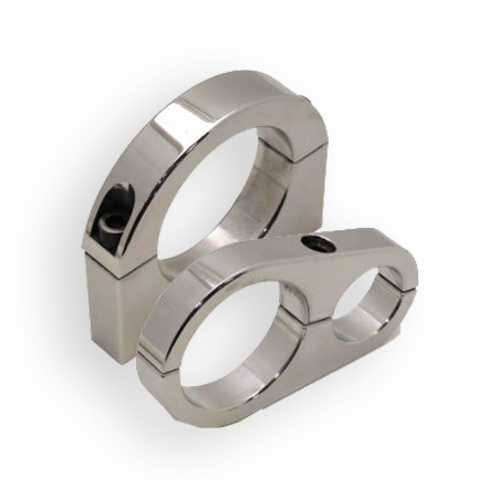 BILLET CLAMP MOUNTS